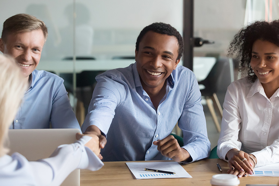 Les métiers de la relation client